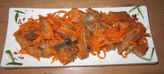 Рецепты хе по корейски пошагово с