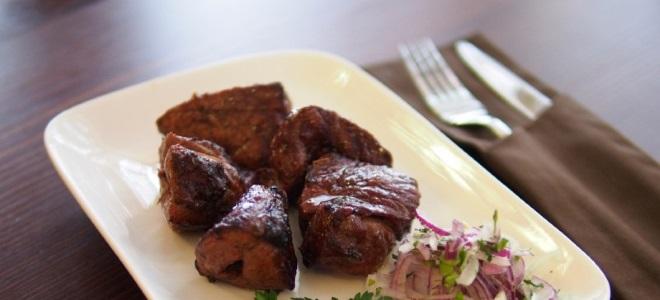 вкусный рецепт баранина для шашлыка маринад
