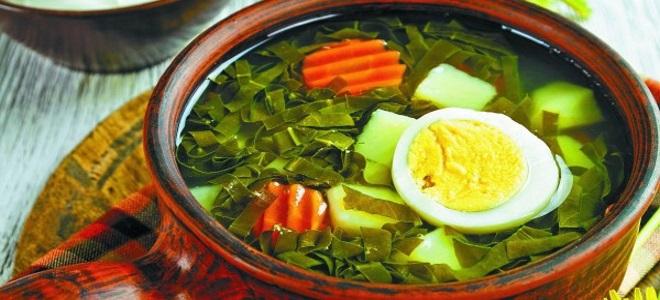 щавелевый суп рецепт классический с говядиной
