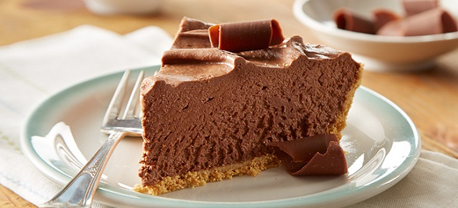 Шоколадный чизкейк из творога без выпечки рецепт