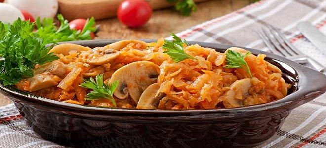 Солянка из капусты - пошаговый рецепт с фото на Повар.ру