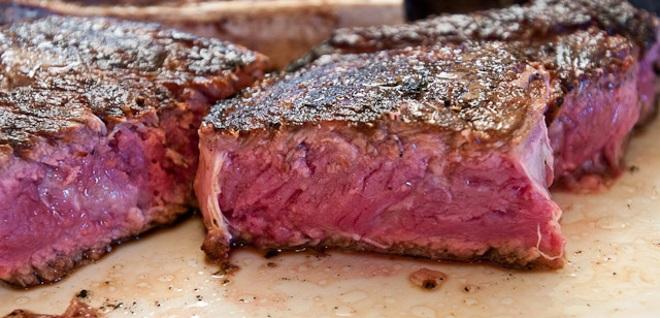 Степень прожарки стейка из говядины 1