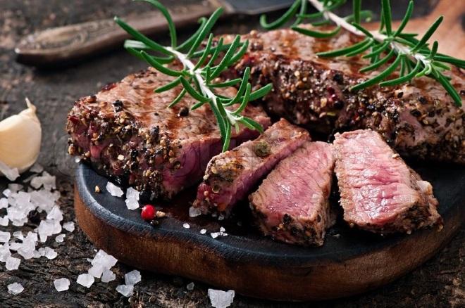 Степень прожарки стейка из говядины 2