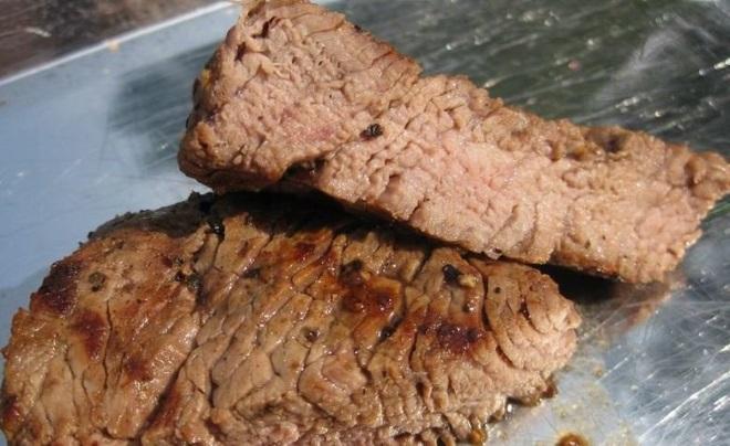 Степень прожарки стейка из говядины 5