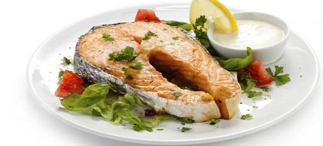 рецепты рыбных стейков запеченной в духовке