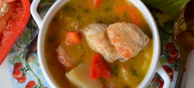 суп-гуляш из курицы