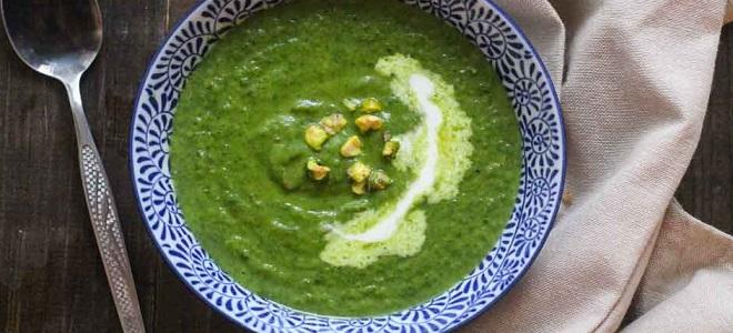Суп с горохом и картофелем