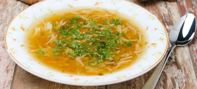 суп вкусный и простой