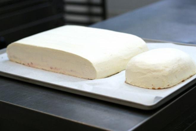 Торт из крема для мужчины