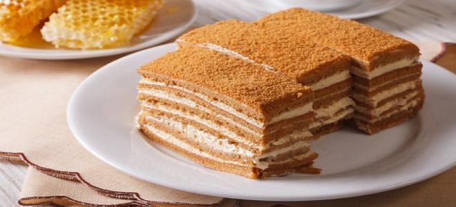 Торт рыжик рецепт классический советского