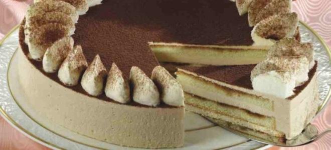 итальянский десерт тирамису классический рецепт