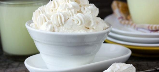 рецепты крема сметанного для торта