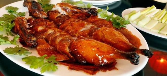 рецепт приготовления салата по пекински