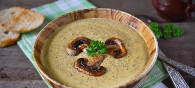 вкусный постный суп к празднику
