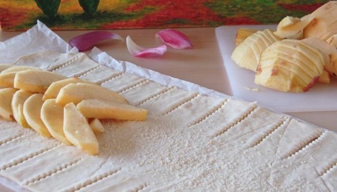 Тесто для штруделя рецепт с фото пошагово