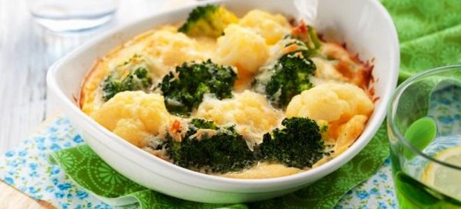 брокколи рецепты приготовления с картошкой