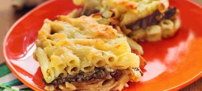 Блюда из макарон  59 рецептов с фото Что можно
