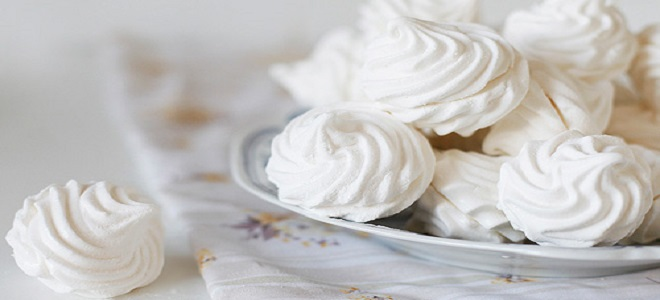 Зефир без сахара в домашних условиях