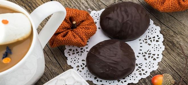 Зефир в шоколаде в домашних условиях - рецепт