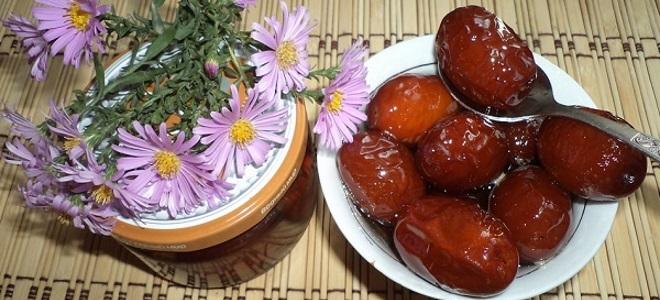 Зизифус - рецепт приготовления варенья