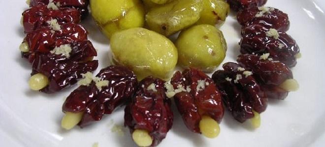 зизифус рецепты приготовления консервация