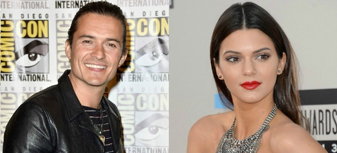 Kendall jenner dating orlando bloom