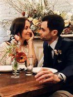 Свадебный переполох: Пенн Бэджли женился на певице Домино Керк