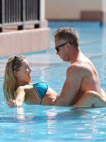 Ола и Джеймс Джордан - страстный отдых в Дубаи