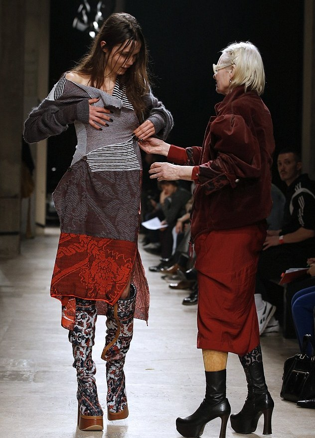 vivienne westwood situation analysis