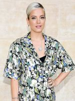 Лили Аллен объявила о разводе с мужем Сэмом Купером