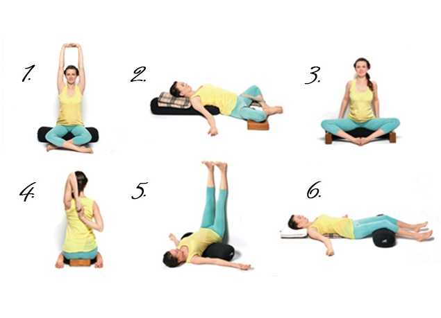 Упражнения для беременных 2 семестр 97