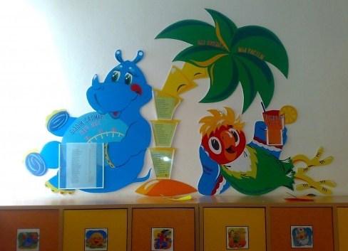 Картинки оформление детского сада своими руками