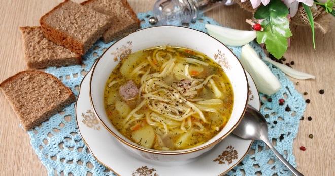 Как приготовить суп – пополняем копилку вкусных первых блюд новыми рецептами