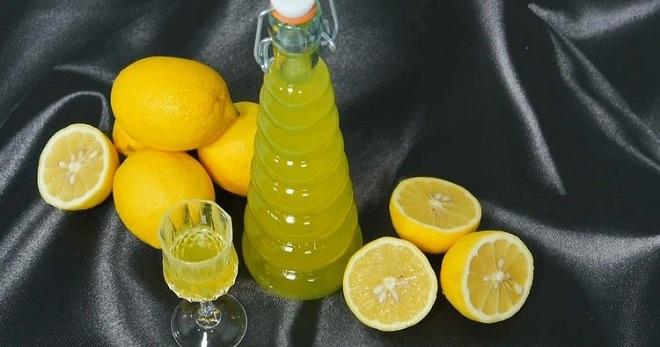Как сделать лимончелло из водки фото 836