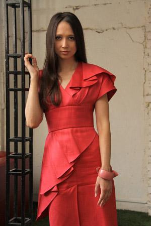 сиреневые летние платья фото