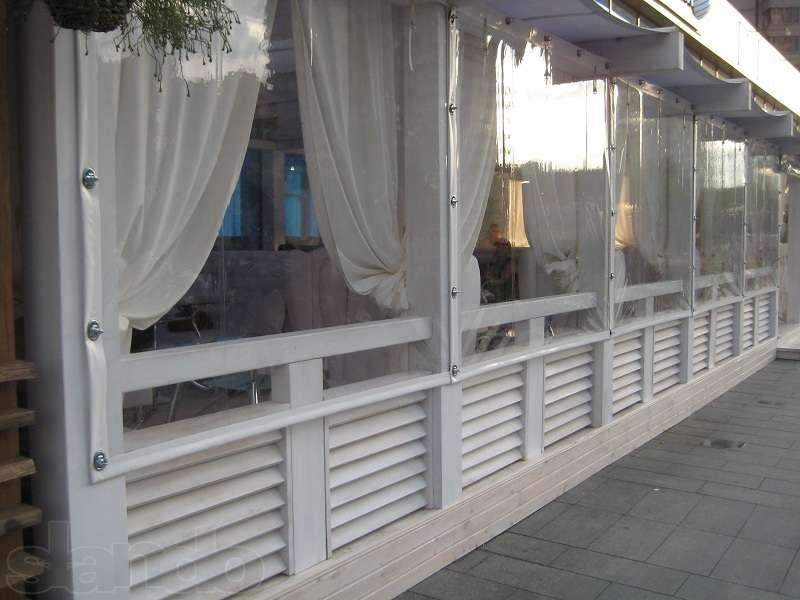 Прозрачные шторы пвх для беседок своими руками