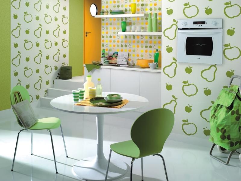 Кухня стены фото дизайн
