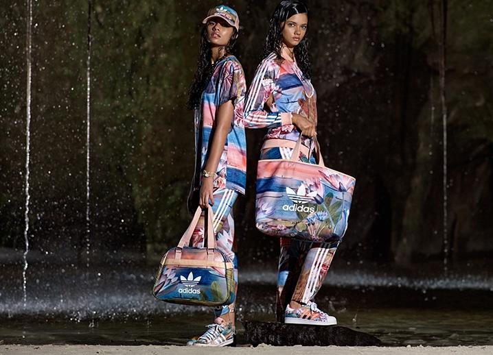 Модный бренд спортивной одежды