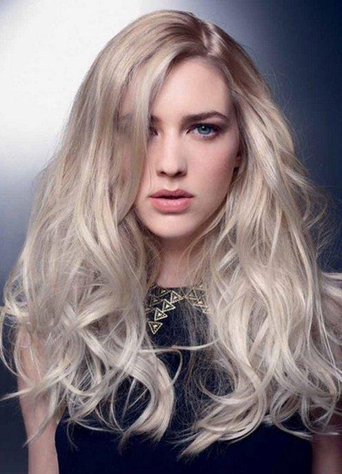 Блондин-цвет волос