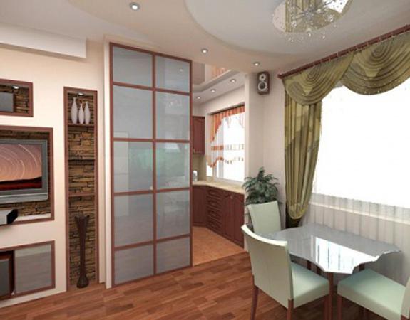 Дизайн в 2 х комнатной хрущевки