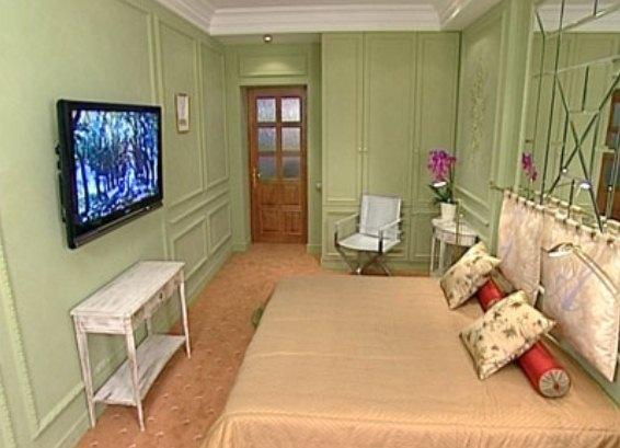 Дизайн интерьера для узкой комнаты