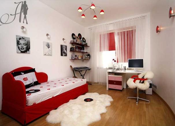 Дизайн детских маленьких комнат - Фотогалерея интерьеров. Примеры готовых дизайн проектов