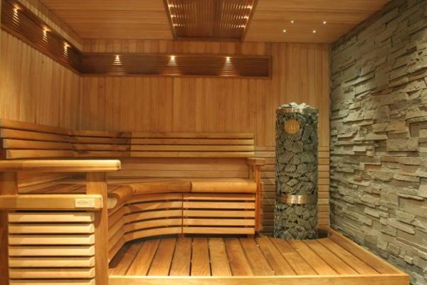 Баня внутри дизайн