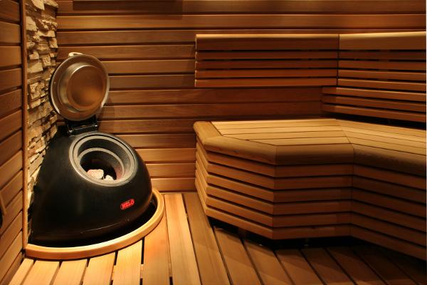 Дизайн дома бани внутри