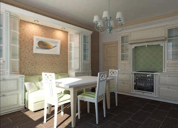 Дизайн диванов кухни фото