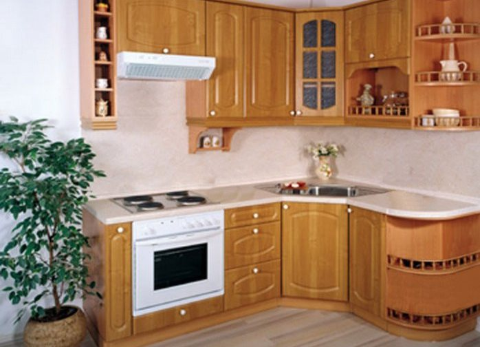 Кухня с угловой мойкой http://taburetti. Kiev. Ua/kuhni/kuhnya-1.