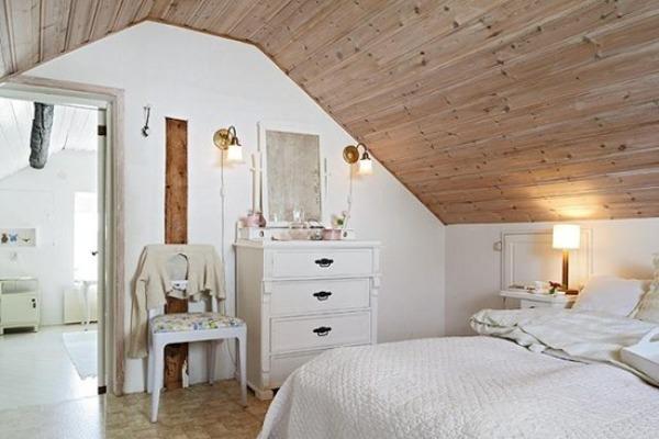 Дизайн фото мансардных комнат фото