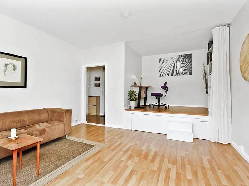 Дизайн маленькой однокомнатной квартиры фото