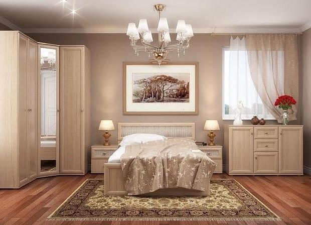 Интерьер со светлой мебелью фото