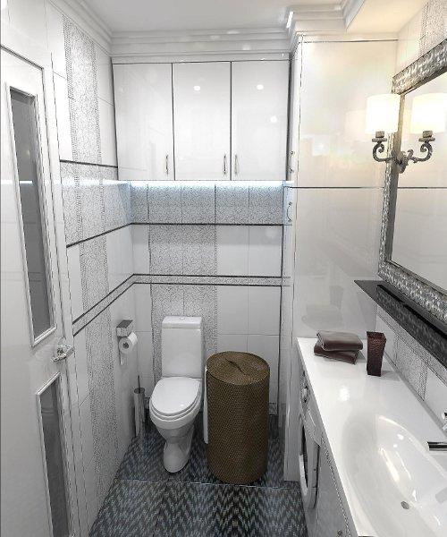 Дизайн туалета своими руками